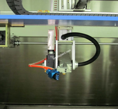 6 axis painting machine